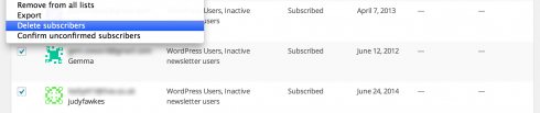 Finally remove really inactive subscribers
