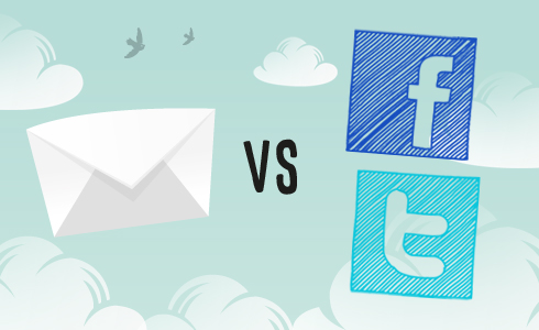 Email vs Social media - spend more time on your emails