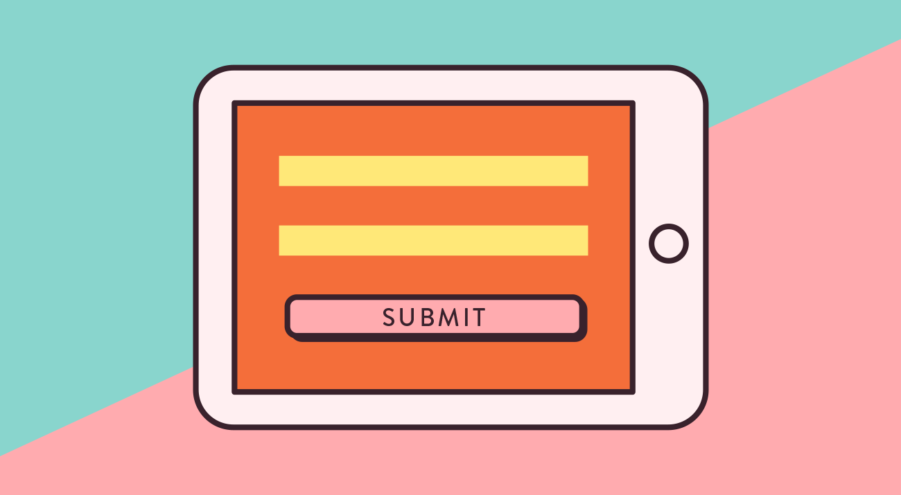 """How to Create An """"Offline"""" Customer Signup Form for iPads"""