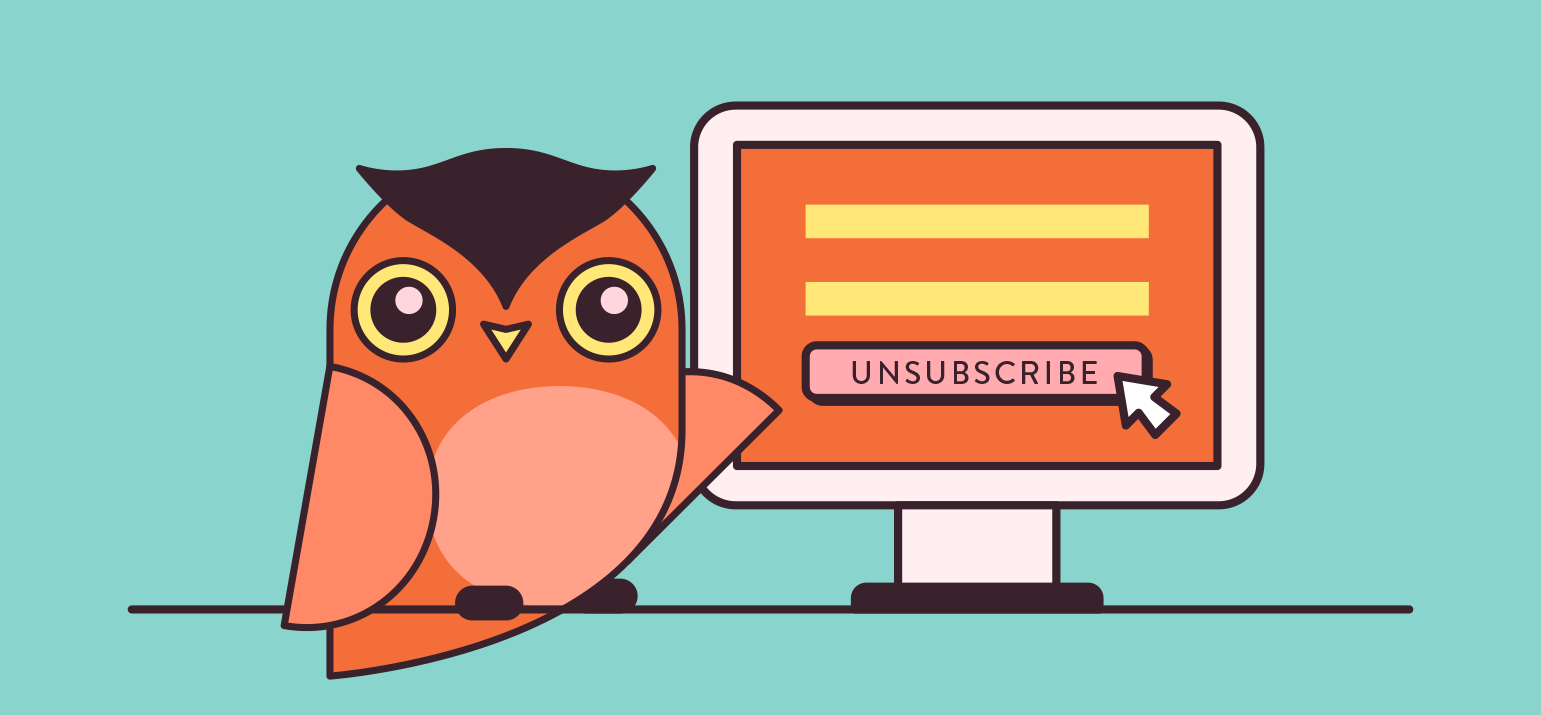 Learn from your unsubscribers