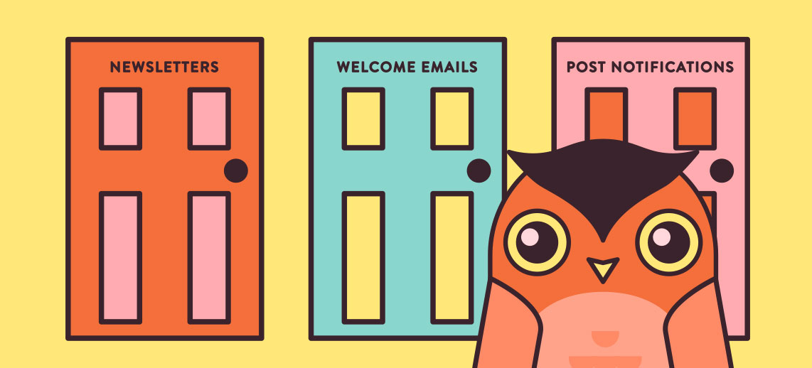Newsletters, Welcome Emails, and Latest Post Notifications: Which One Should You Use?
