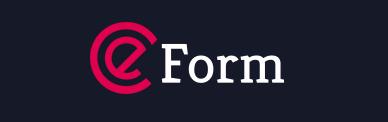 eForm logo