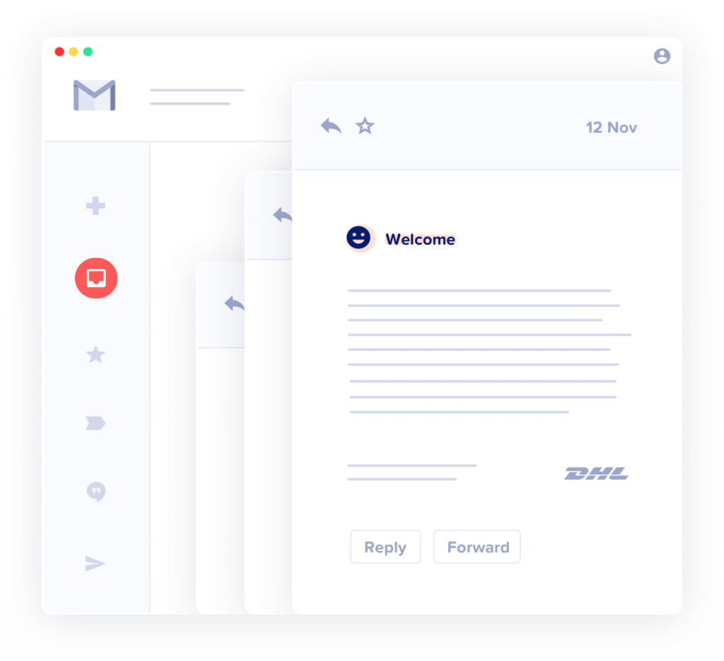 illustration of MailPoet's WordPress Welcome Email