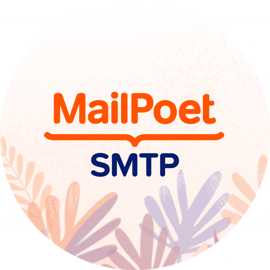 MailPoet SMTP