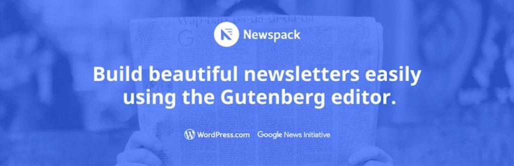 Newspack Newsletters